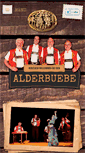 Mobile Preview of alderbuebe.ch